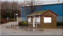 J3475 : Weighbridge, Belfast by Albert Bridge