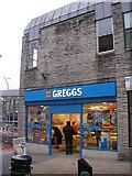 SE0641 : Greggs - Low Street by Betty Longbottom