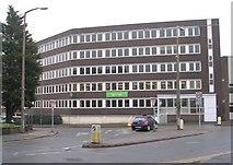 SE0641 : job centre plus - Low Street by Betty Longbottom