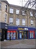 SE0641 : William Hill - Low Street by Betty Longbottom