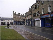 SE0641 : Church Street - from Low Street by Betty Longbottom