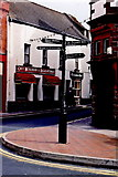 SC2484 : Peel - Market Street - City Butchers and Delicatessen by Joseph Mischyshyn