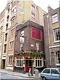 TQ3480 : The Town of Ramsgate Pub, Wapping by canalandriversidepubs co uk