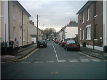 SK3436 : York Street from Vernon Street, Derby by Eamon Curry