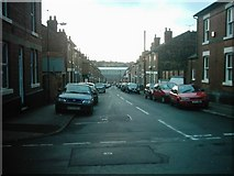 SK3336 : Howe Street from Stanley Street, Derby by Eamon Curry