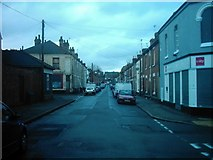 SK3336 : Peel Street from Surrey Street (R), Derby by Eamon Curry