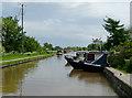 SJ6352 : Shropshire Union Canal near Nantwich by Roger  Kidd