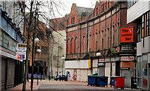 J3374 : Lower Garfield Street, Belfast 2010-1 by Albert Bridge