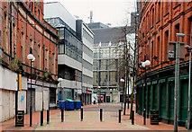 J3374 : Lower Garfield Street, Belfast 2010-5 by Albert Bridge