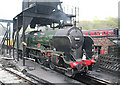 NZ8204 : Coaling stage at Grosmont by Peter Langsdale