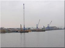 SJ8097 : Trafford Wharf by David Dixon
