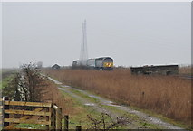 TM4599 : Local service on the Lowestoft line by Ashley Dace