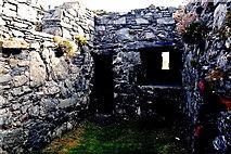 SC2484 : Peel Castle interior - Garrison kitchen by Joseph Mischyshyn
