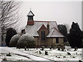TQ7836 : Chapel at Cranbrook Cemetery, Golford Road, Cranbrook, Kent by Oast House Archive
