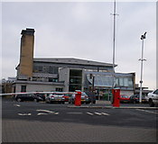 J0153 : Cascades Leisure Centre, Thomas Street , Portadown by P Flannagan