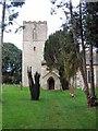 TF8824 : St Martin, South Raynham, Norfolk - Tower by John Salmon