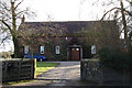 NY3356 : Former Quaker Meeting House, Moorhouse by Tom Howe