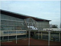 TQ3470 : National Sports Centre, Crystal Palace by Stacey Harris