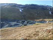 NY2213 : Honister Slate Works by Michael Graham