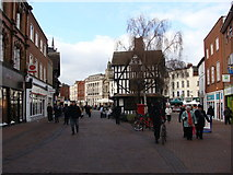 SO5140 : High Town, Hereford by Ruth Sharville