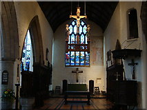 SO5040 : All Saints' church, Hereford - interior by Ruth Sharville
