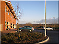 SP3674 : Small business units, Middlemarch business park by Robin Stott