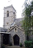 TL8783 : St Cuthbert, Thetford, Norfolk by John Salmon