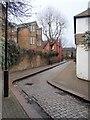 TQ2776 : Latchmere Passage, Battersea by Derek Harper