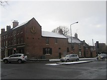 SK3436 : Ford Street and Friar Gate, Derby by Eamon Curry