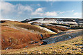 NO6679 : Patchwork at Glensaugh Research Station by Nigel Corby