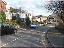 SZ0995 : Bournemouth : Moordown - Meadow Court Close by Lewis Clarke