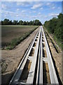 TL4555 : Busway to Cambridge by Given Up