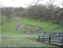 SJ8298 : Peel Park, Salford by Richard Rogerson