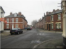 SK3336 : Campion Street, Derby by Eamon Curry