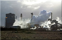 NZ5625 : Redcar coking plant by Alan Murray-Rust