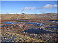 SN7866 : Bog at the head of the Nant Hafod-frith by Rudi Winter