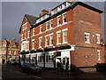 NZ3572 : The Station Hotel, Whitley Bay by Roger Cornfoot