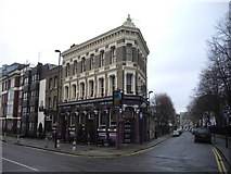 TQ3179 : Pineapple Public House 53 Hercules Road, London SE1 by PAUL FARMER