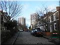 NZ2364 : Lancaster Street, Newcastle by Roger Cornfoot