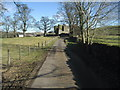 SD5095 : Driveway to Burneside Hall by Chris Heaton