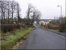 H4277 : Mountjoy Avenue, Omagh by Kenneth  Allen