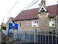 SJ2633 : Selattyn Primary school by John Firth