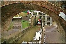 SP6989 : Foxton Locks by Mr Eugene Birchall