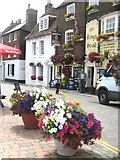TR3752 : The Kings Head pub, Deal, Kent by Peter Neal