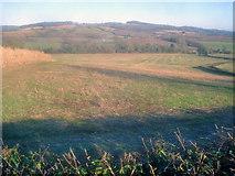SO7334 : Arable land west of Pepper Mill. by Trevor Rickard