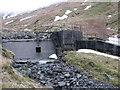 NN2506 : Small dam by Alan Pitkethley