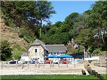 SZ5881 : Fisherman's Cottage, Shanklin, Isle of Wight by Christine Matthews