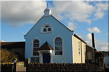 ST6771 : Oldland Common Tabernacle United Reformed Church by Gordon James