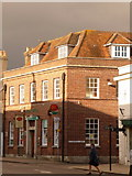 SY9287 : Wareham: the post office by Chris Downer