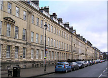 ST7565 : Great Pulteney Street, Bath by Rick Crowley